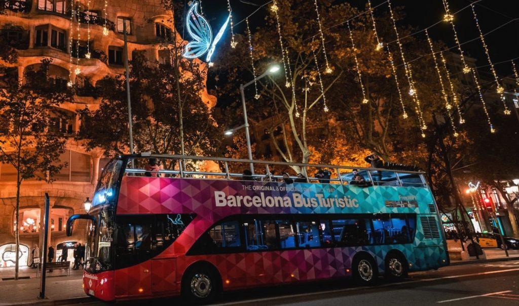 Barcelona Christmas Tour en pareja