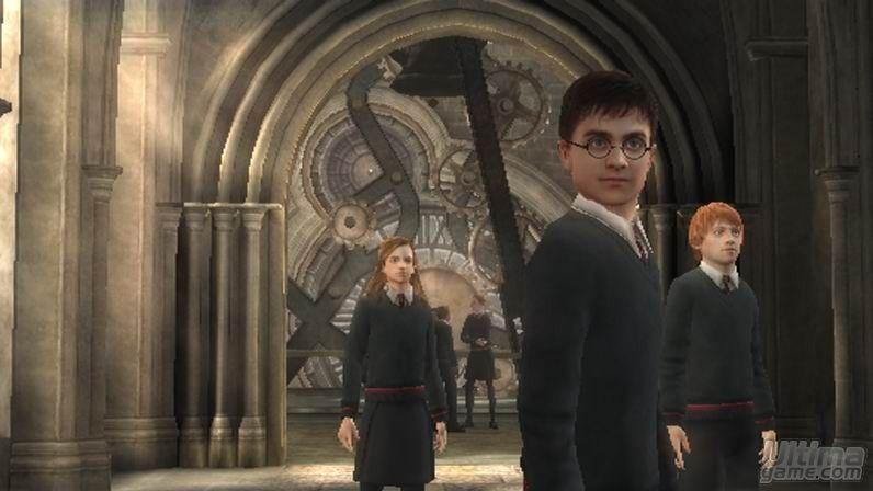 Juego Harry Potter y la orden del Fénix