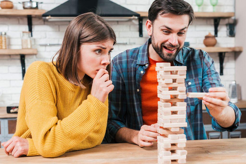 juegos de mesa para parejas