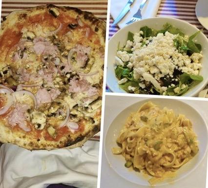 Restaurantes Italianos Barcelona Piazze D'Italia