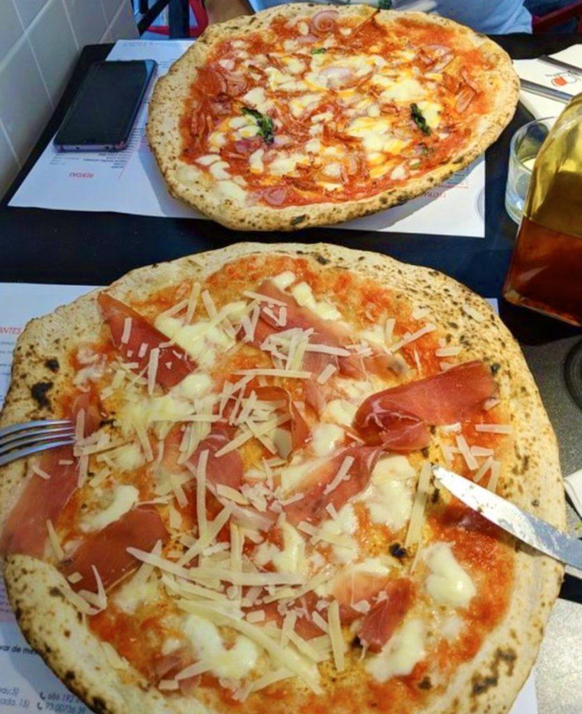 Restaurantes Italianos Barcelona NAP