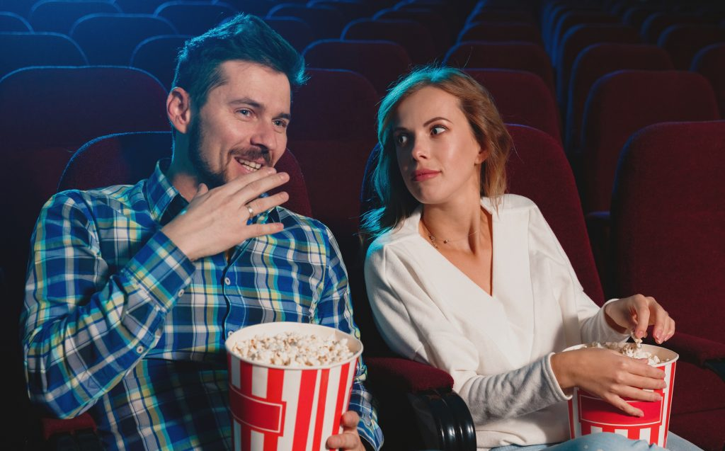 teatros Barcelona en pareja
