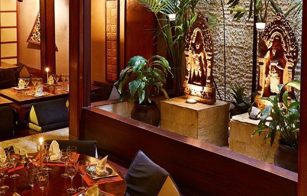 Salón del restaurante Thai Royal Cusine