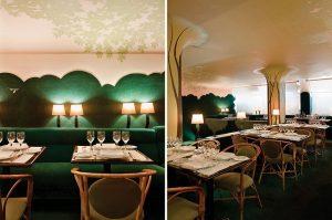Salones del restaurante Il Giardinetto