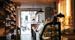cafeterías con encanto