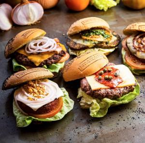 hamburguesas Barcelona