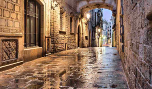 Ruta Barrio Gótico