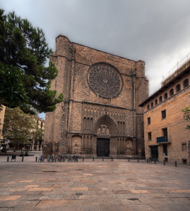 Catedral Casco Antiguo Barcelona