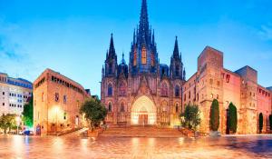 Casco antiguo - Catedral de Barcelona