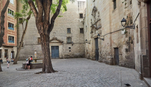 Ruta Casco antiguo Barcelona